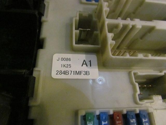 2012 infiniti m37 fuse box