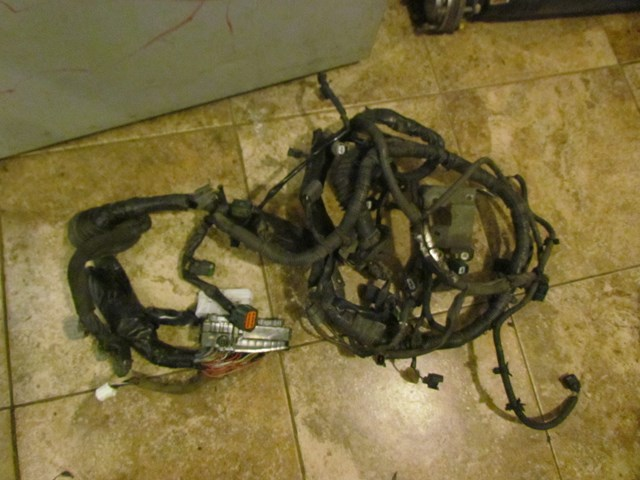 2003 Nissan 350z MT Manual Trans Main Engine Wire Harness in Avon