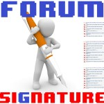 High Traffic Top Niche Forums That Allow Signature Links