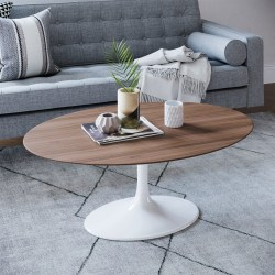 Small Of Oval Coffee Table