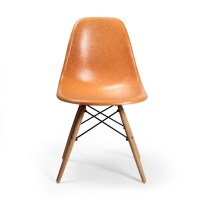 Molded Fiberglass Chair -DFSW