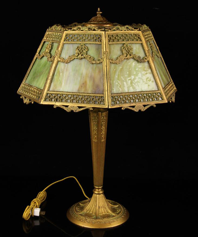 Shades of Brilliance: A Vintage Lamp Shade Primer