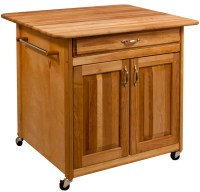 Portable Movable Kitchen Islands | Rolling on Wheels