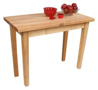 John Boos Butcher Block Kitchen Table | Dining Table