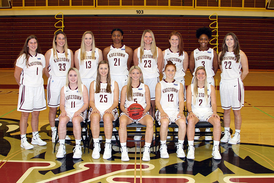 Kutztown University Athletics - 2018-19 Women\u0027s Basketball Roster