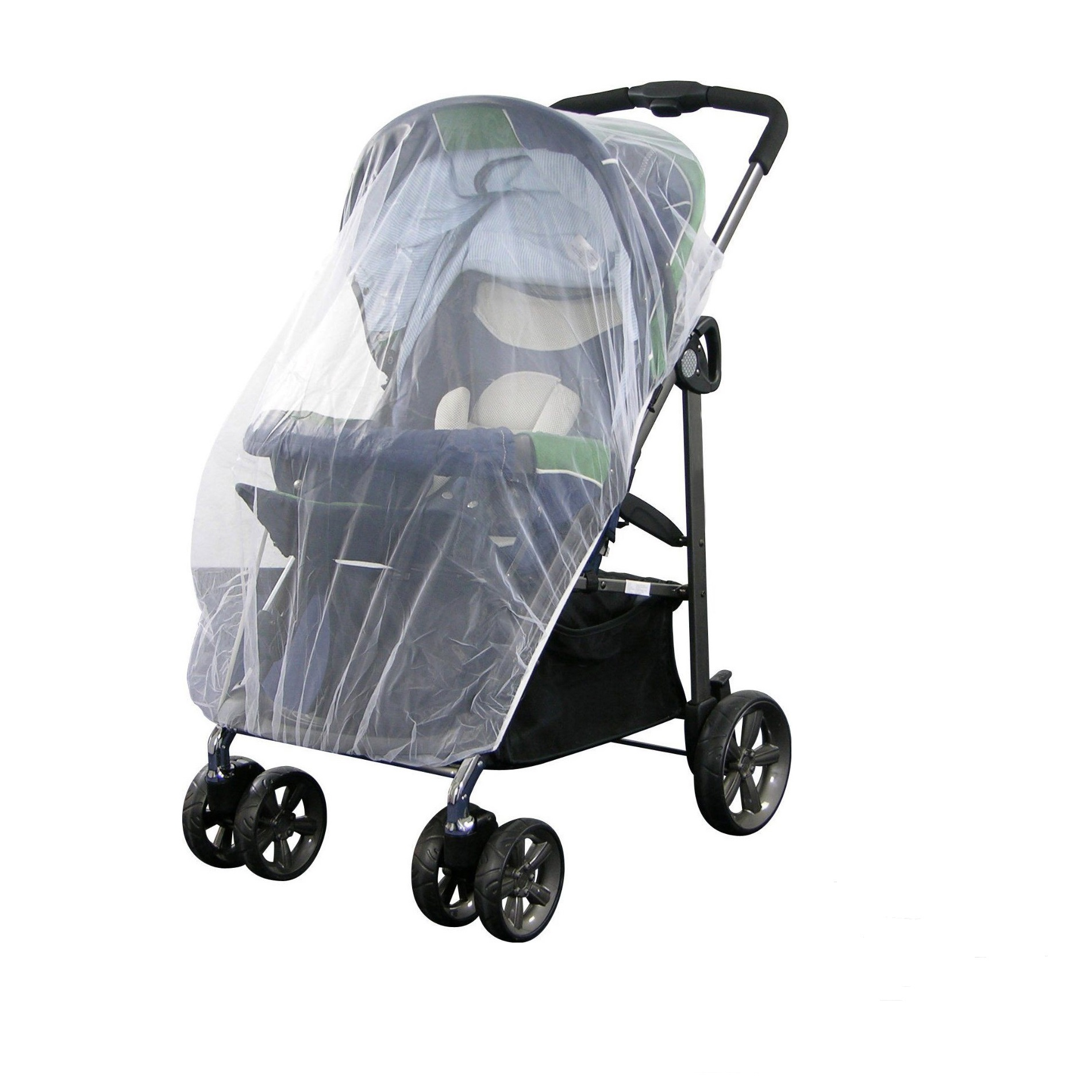 Stroller Mesh Cover Details About Mosquito Net Stroller Infants Baby Safe Mesh White Bee Insect Bug Cover