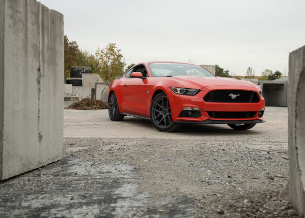 Decoding Mustang Vehicle Identification Numbers (Mustang VIN Decoder