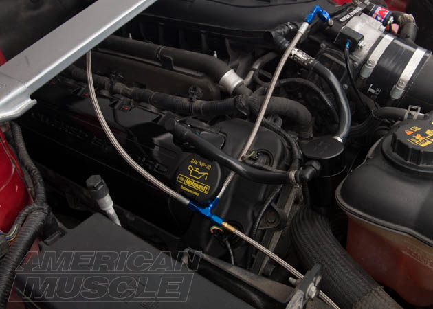 What is a Mustang\u0027s PCV Valve and What Does It do? AmericanMuscle