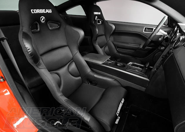 Mustang Seat Options Explained - Upgrades  Restoration AmericanMuscle