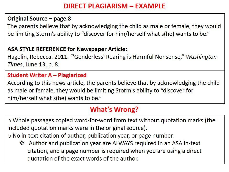 Asa style paper Essay Service - Asa Essay Format Example
