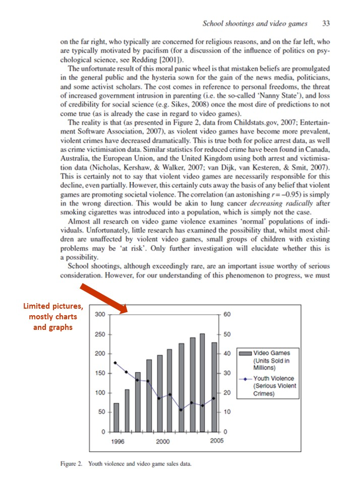Articles - Look Inside! - Scholarly Journals vs Popular Magazines