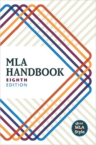 MLA - Citations - LibGuides at California State University, Fullerton