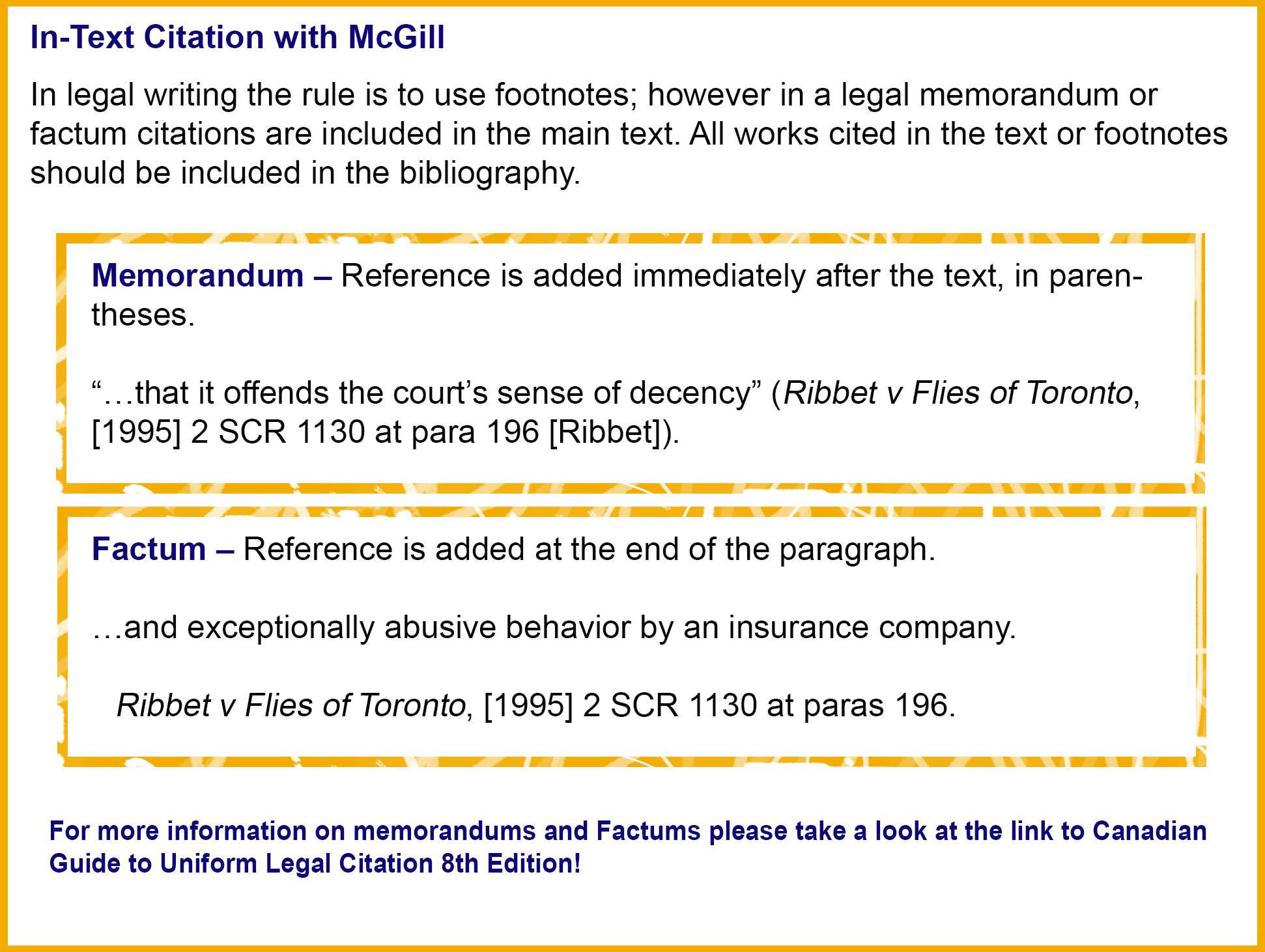 mcgill resume cv template sample