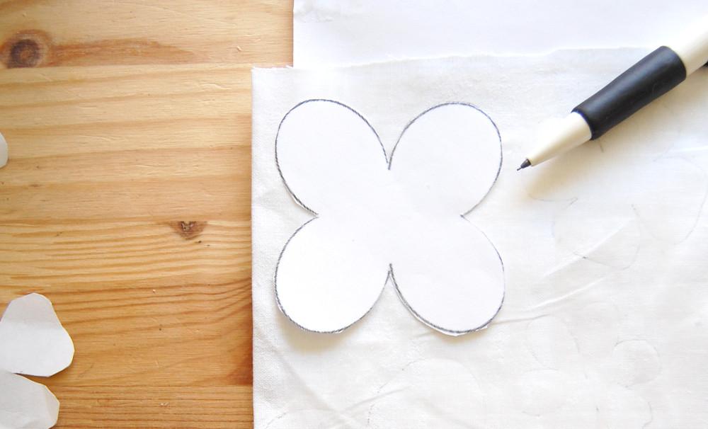 A Fun Diy Fabric Camellia Flower Lollipuff