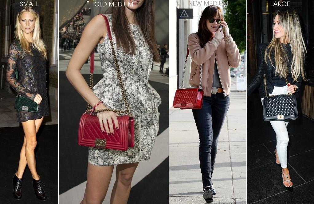 Chanel Boy Bag Size Guide Lollipuff