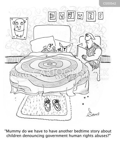 Education News and Political Cartoons