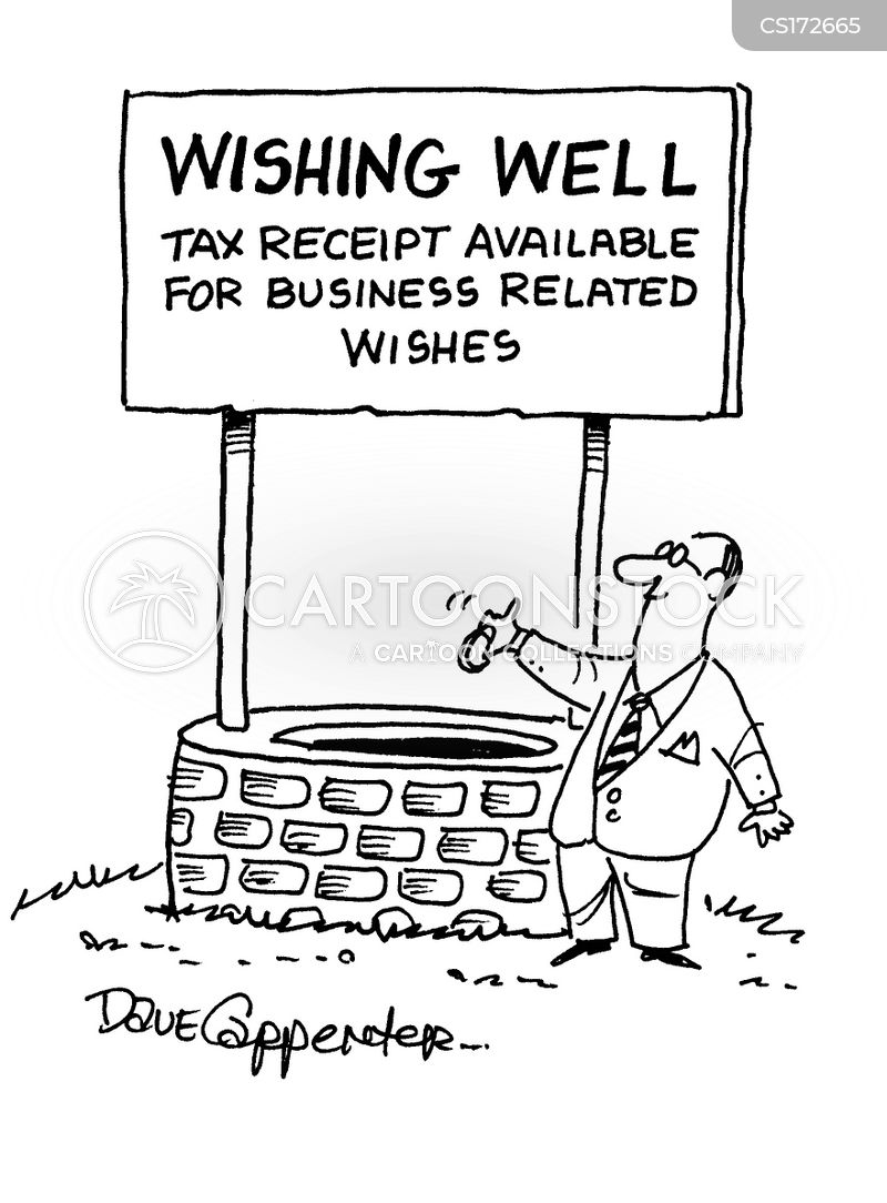 Business Expense Cartoons and Comics - funny pictures from CartoonStock