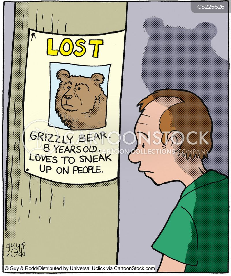 Lost Poster Cartoons and Comics - funny pictures from CartoonStock - funny missing person poster