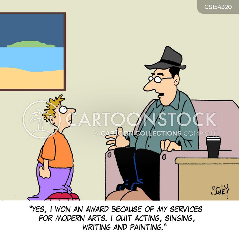 Artistic Skill Cartoons and Comics - funny pictures from CartoonStock