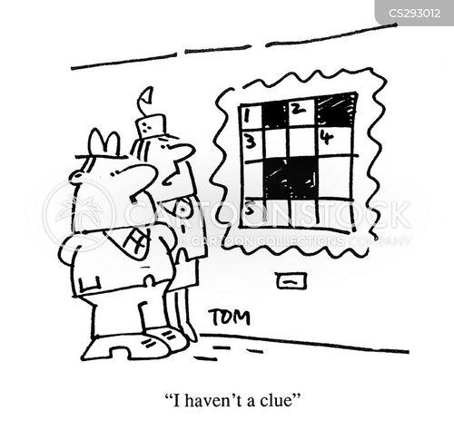 logic diagram crossword clue