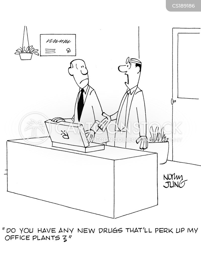 Sales Representative Cartoons and Comics - funny pictures from