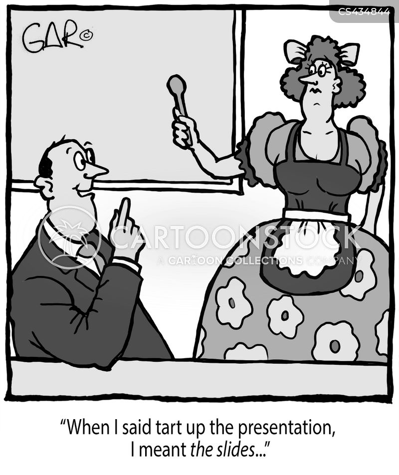 Presentation Tip Cartoons and Comics - funny pictures from CartoonStock