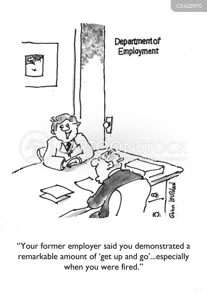 Resume\u0027 Cartoons and Comics - funny pictures from CartoonStock