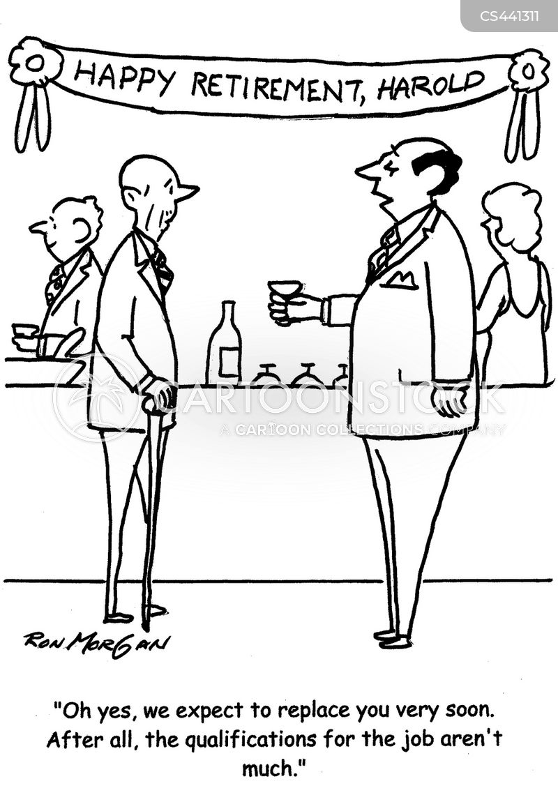 Job Qualification Cartoons and Comics - funny pictures from CartoonStock