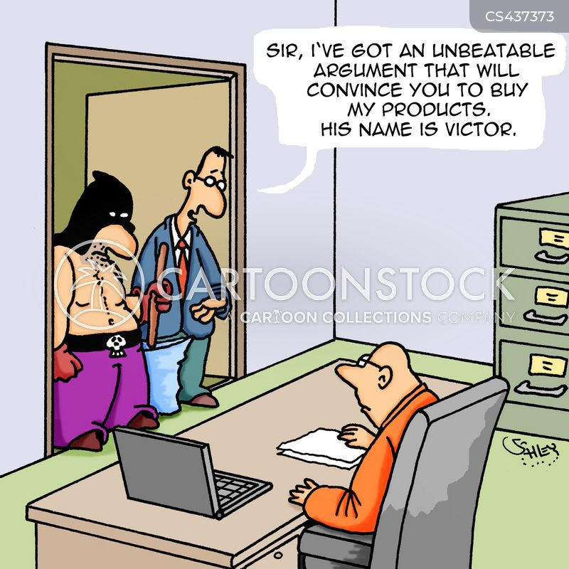 Marketing Technique Cartoons and Comics - funny pictures from
