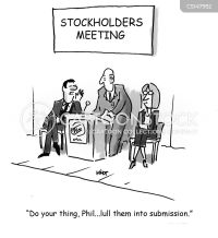 Stock Holder Cartoons and Comics - funny pictures from ...
