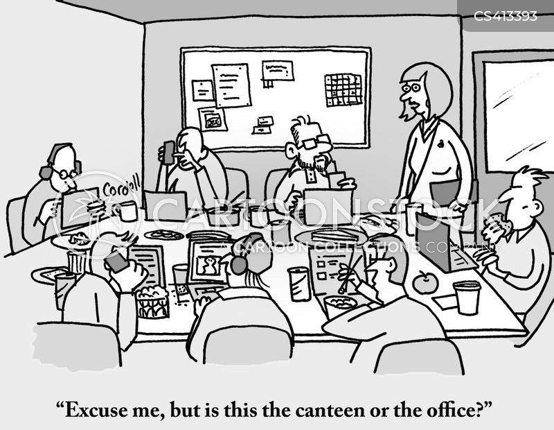 Remote working cartoons and comics funny pictures from