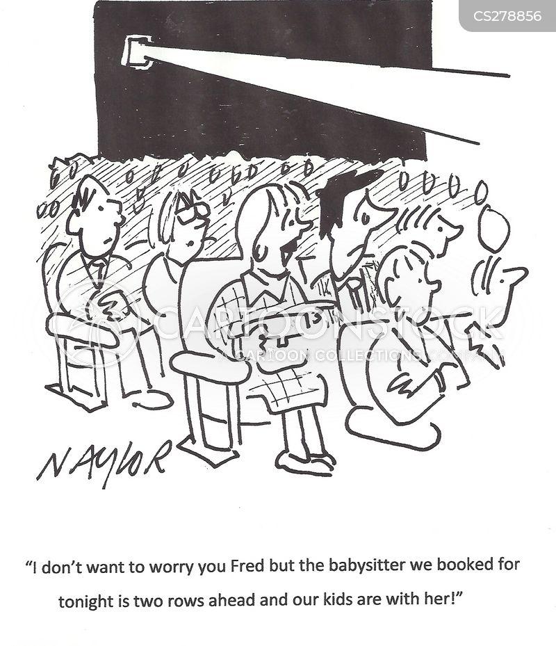 Baby Sit Cartoons and Comics - funny pictures from CartoonStock
