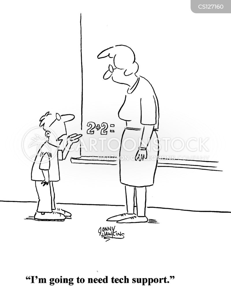 Elementary Education Cartoons and Comics - funny pictures from