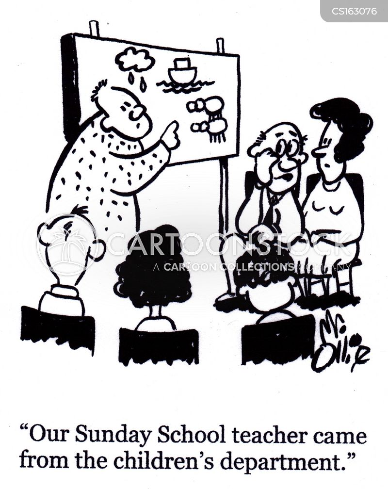 Adult Education Cartoons and Comics - funny pictures from CartoonStock
