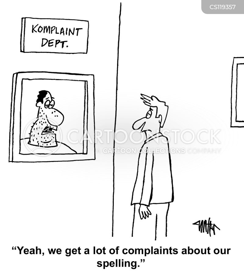 Consumer Service Cartoons and Comics - funny pictures from CartoonStock