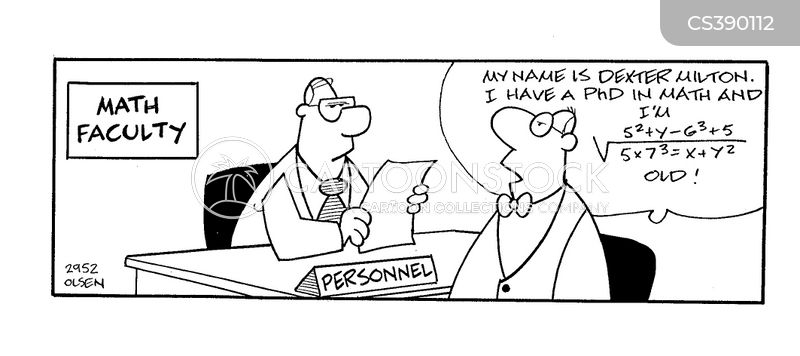 Interview Questions Cartoons and Comics - funny pictures from