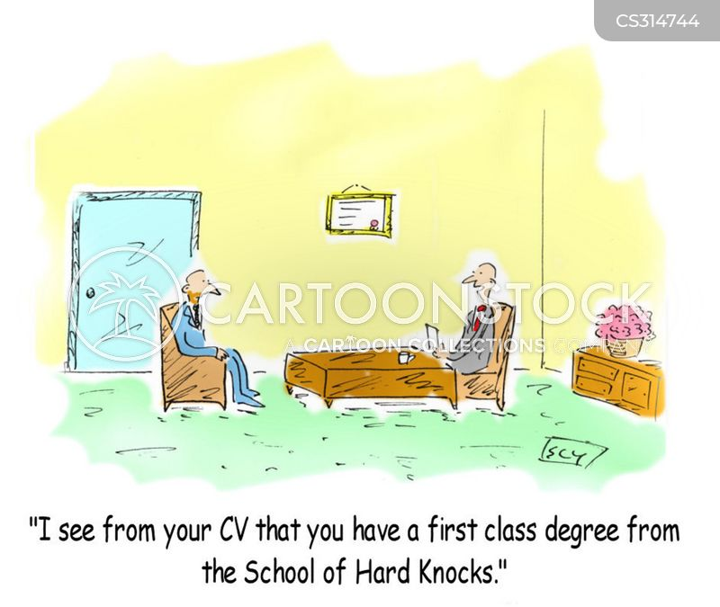 First Class Degree Cartoons and Comics - funny pictures from