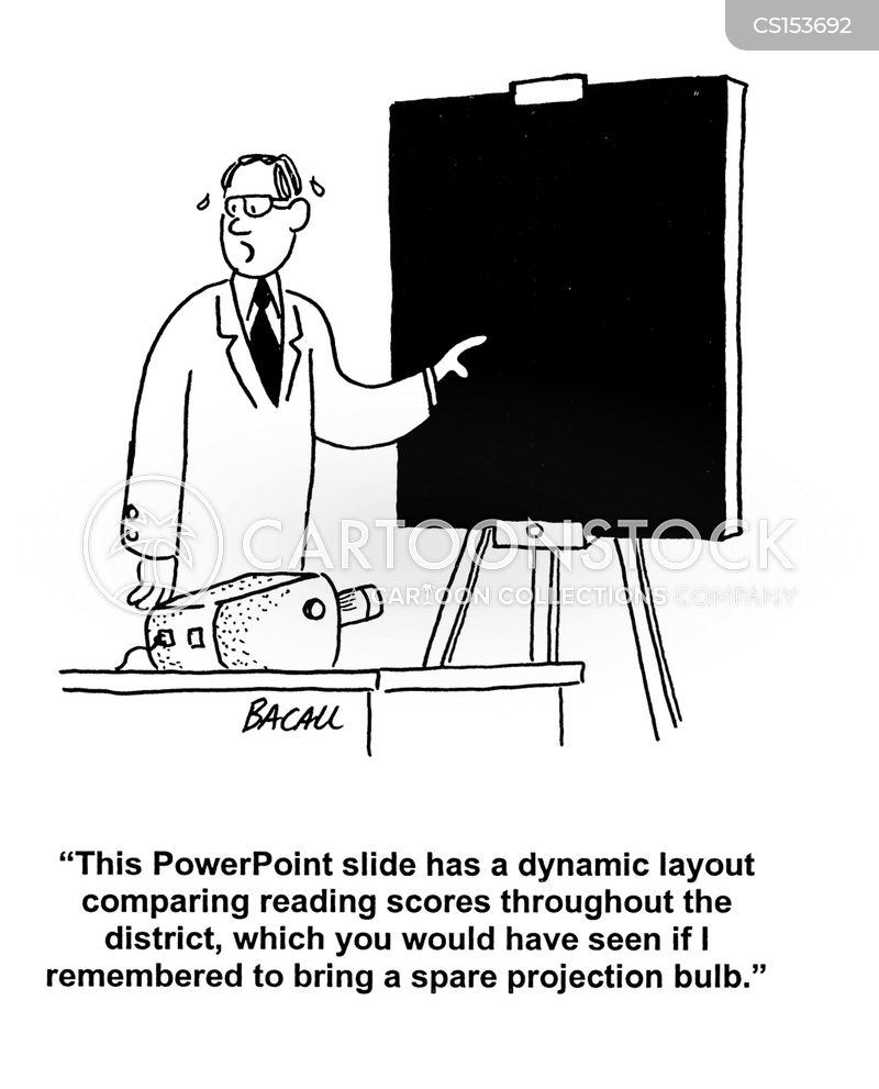 Powerpoint Presentation Cartoons and Comics - funny pictures from