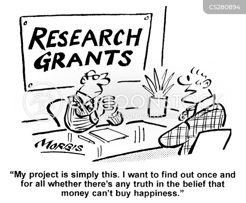 Research Proposal Cartoons and Comics - funny pictures from CartoonStock - what is the research proposal