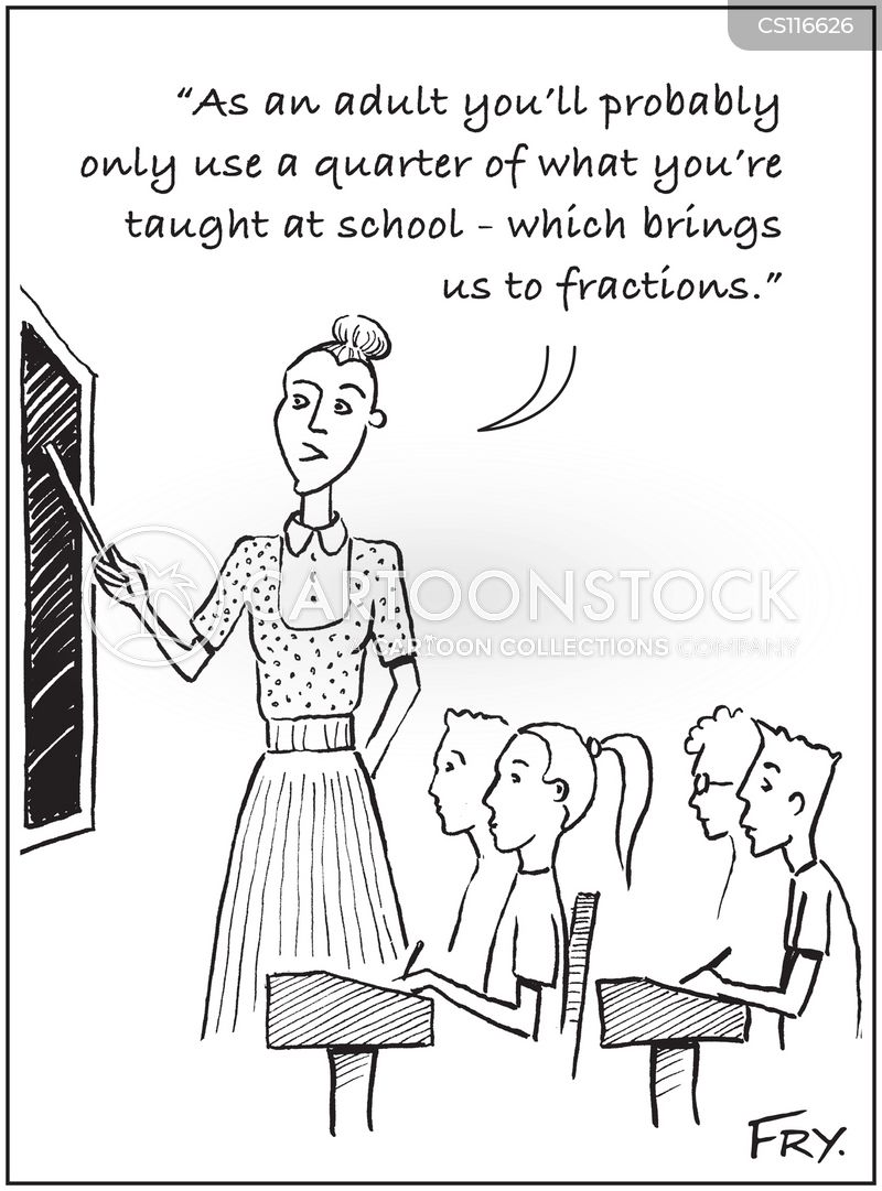Education Cartoons and Comics - funny pictures from CartoonStock