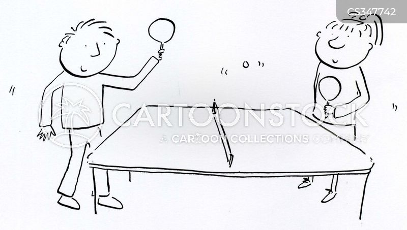 Pong Cartoons And Comics Funny Pictures From Cartoonstock