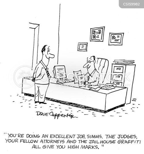 Good Job Cartoons and Comics - funny pictures from CartoonStock