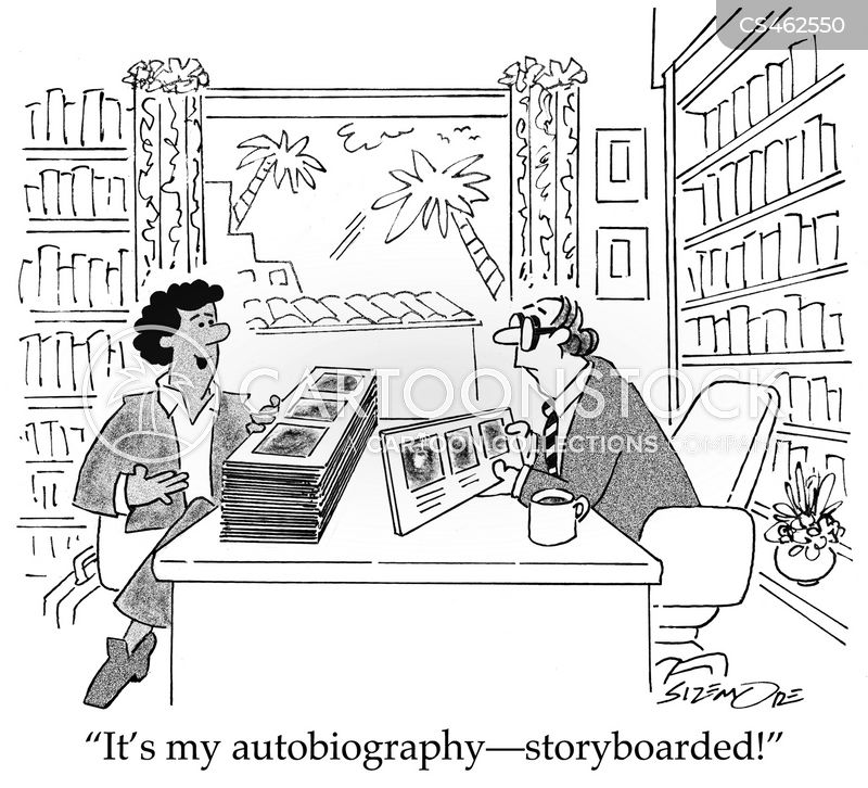 Storyboards Cartoons and Comics - funny pictures from CartoonStock