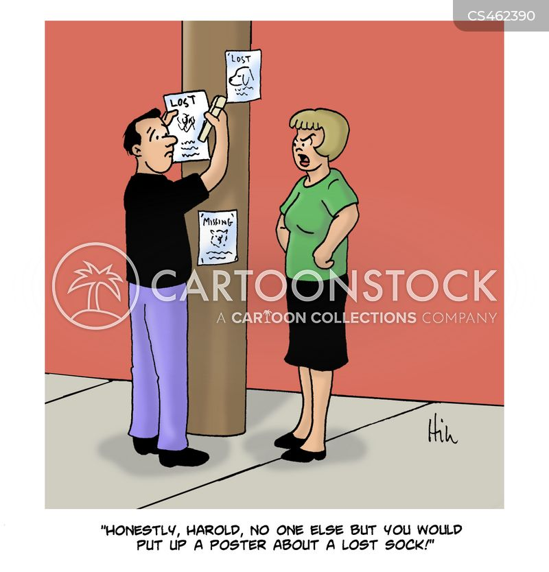 Reward Posters Cartoons and Comics - funny pictures from CartoonStock