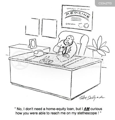 Home Equity Cartoons and Comics - funny pictures from CartoonStock