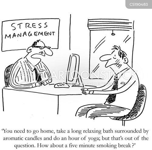 High Stress Job Cartoons and Comics - funny pictures from CartoonStock