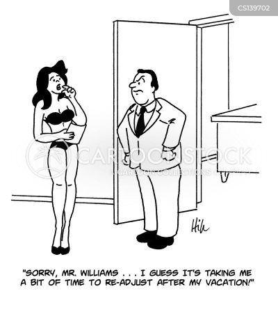 Dresscode Cartoons and Comics - funny pictures from CartoonStock