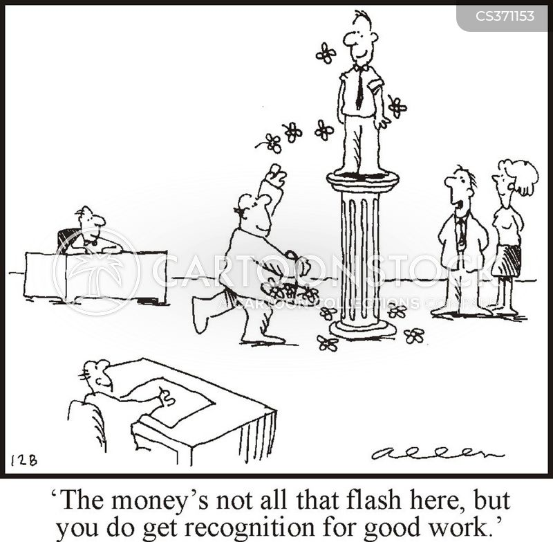 Employee Of The Week Cartoons and Comics - funny pictures from