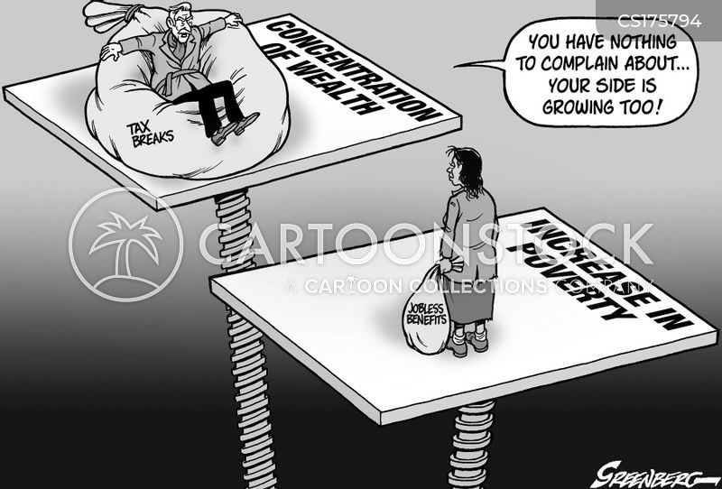 Poverty Lines Cartoons And Comics Funny Pictures From