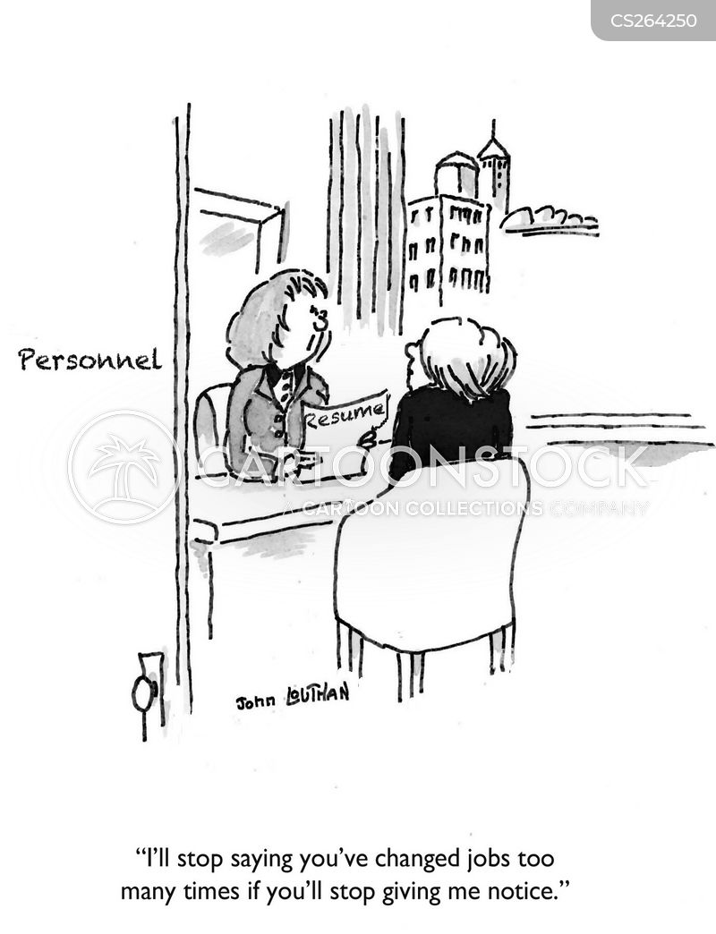 Work Record Cartoons and Comics - funny pictures from CartoonStock